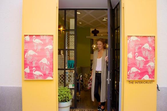 The Interiorlist_ entrada tienda